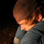 Joel camping 2