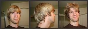 joel hair long