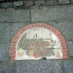 kilómetro cero at Puerta del Sol