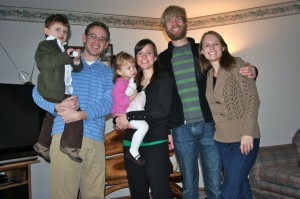 The Mortons and us