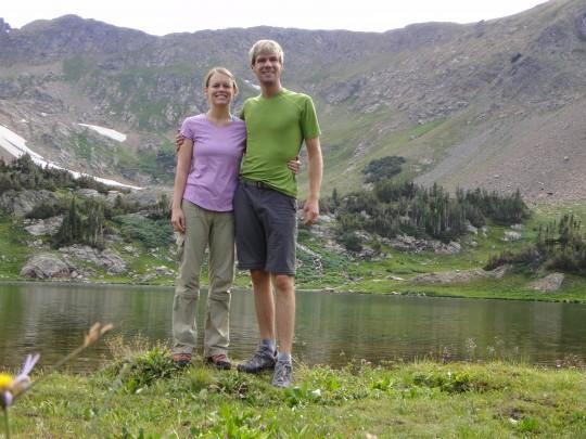 At Rogers Lake